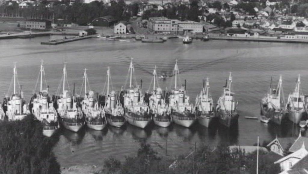 Bilde av Indre havn, Stub.