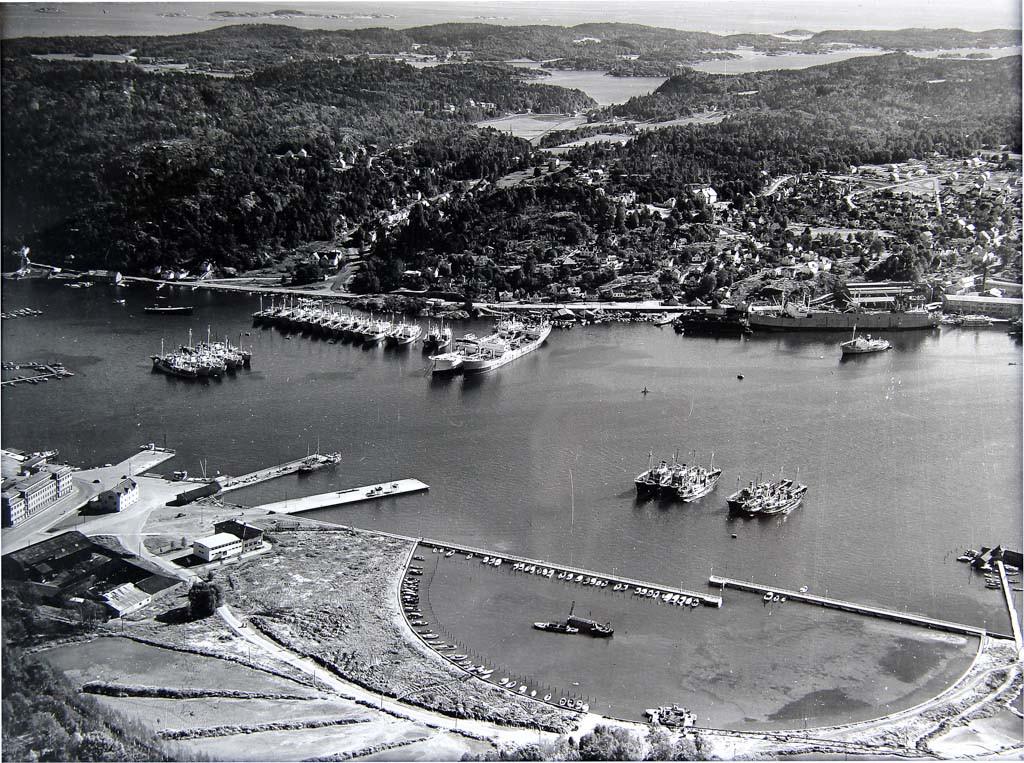 Bilde av Småbåthavna