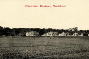 Bilde av Hystadveien ved Hjertnes
