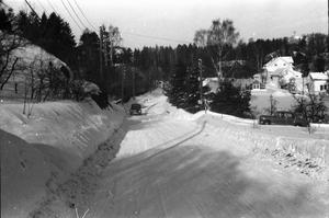 Bilde av Krysset Hystadveien/Ranvikstranda