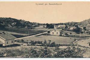Bilde av Hystadveien/Lystad