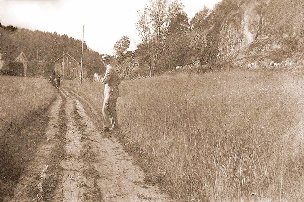 Bilde av Driverveien  til Vindalgården