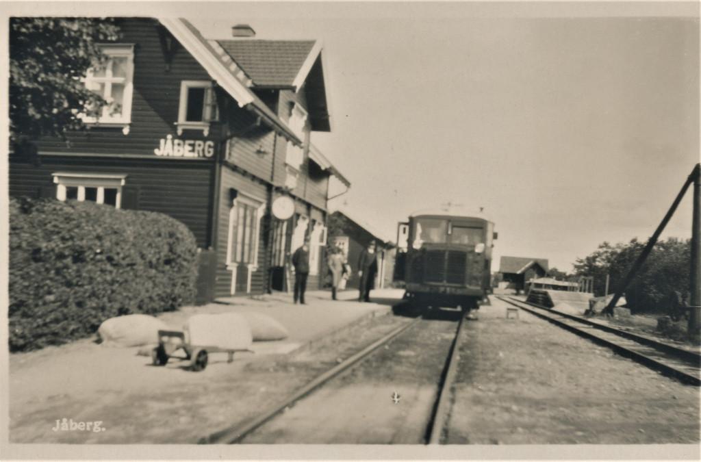 Bilde av Jåberg stasjon (Jåbergveien 33)