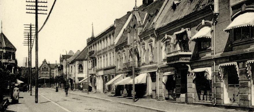 Bilde av Jernbanealleen