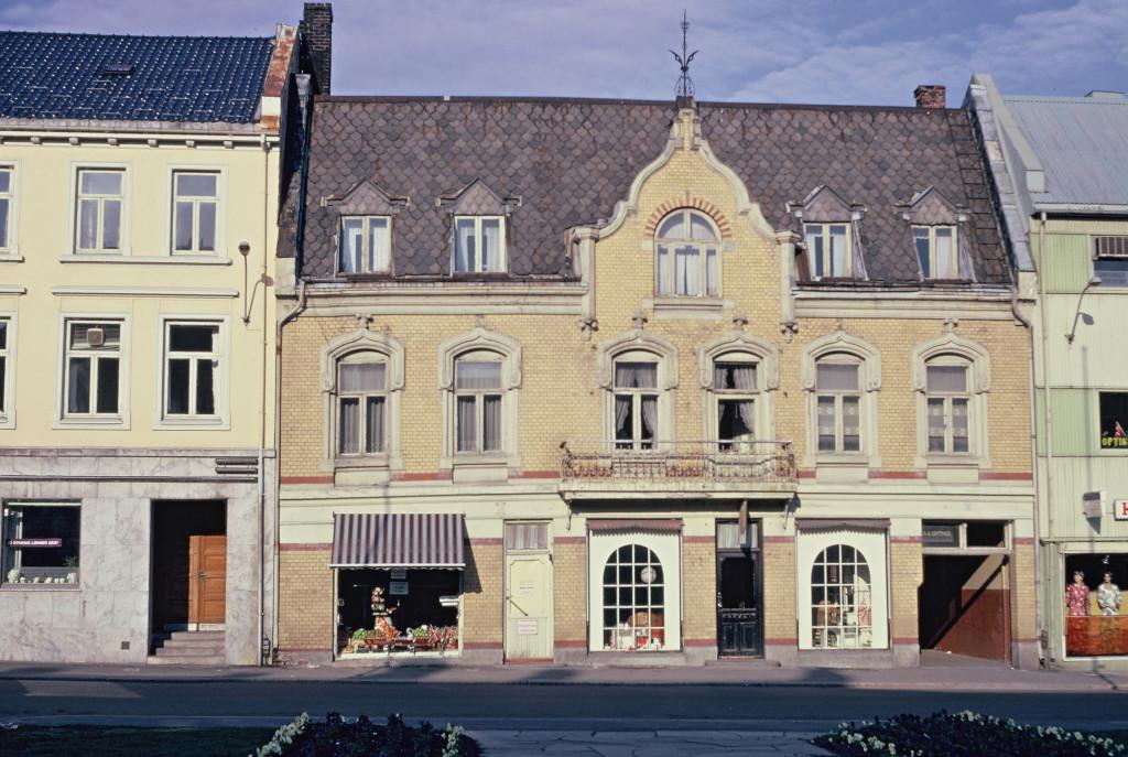 Bilde av Ertzhusgården, Jernbanealleen 23