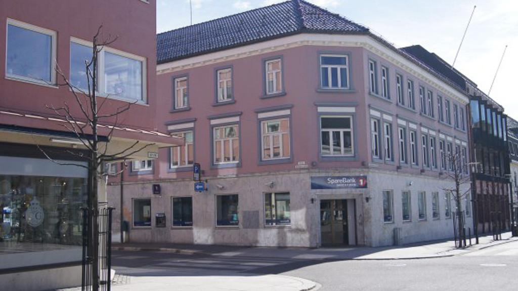 Bilde av Jernbanealleen 25  -  Sandar Sperbank