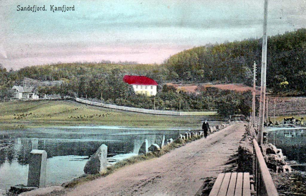 Bilde av Kilenbrua