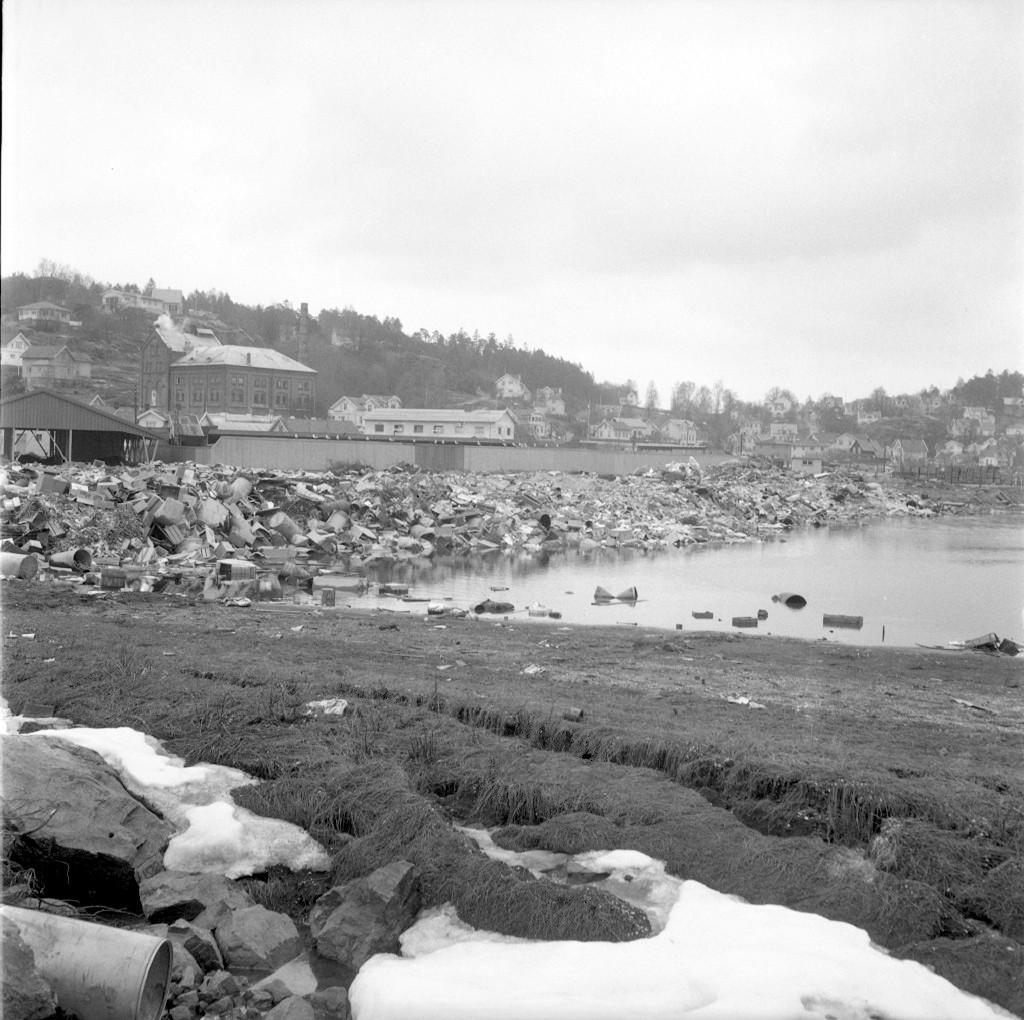 Bilde av Kilgata - Kommunal fyllplass