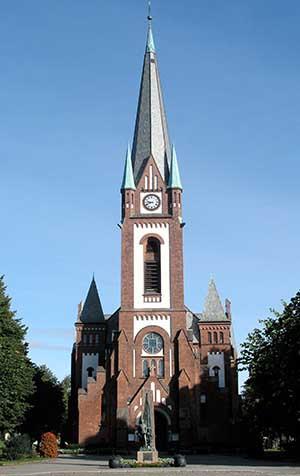 Bilde av Sandefjord kirke/Stockfleths gate 11