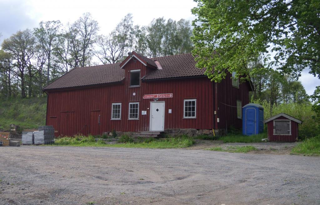 Bilde av Goksjø - Turistforeningens hytte på Svines.