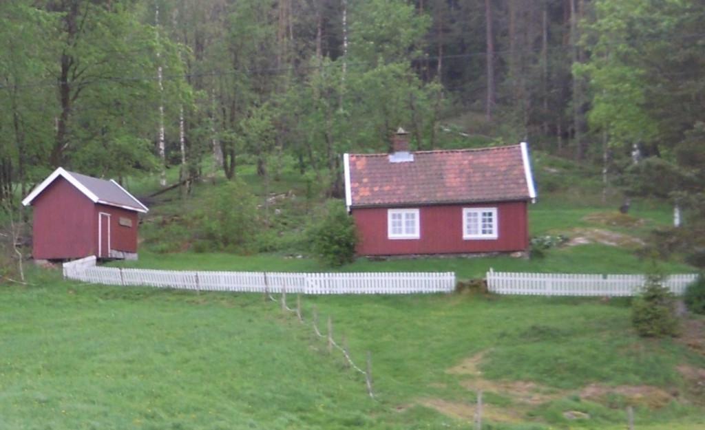 Bilde av Gamlestua - en liten historie.