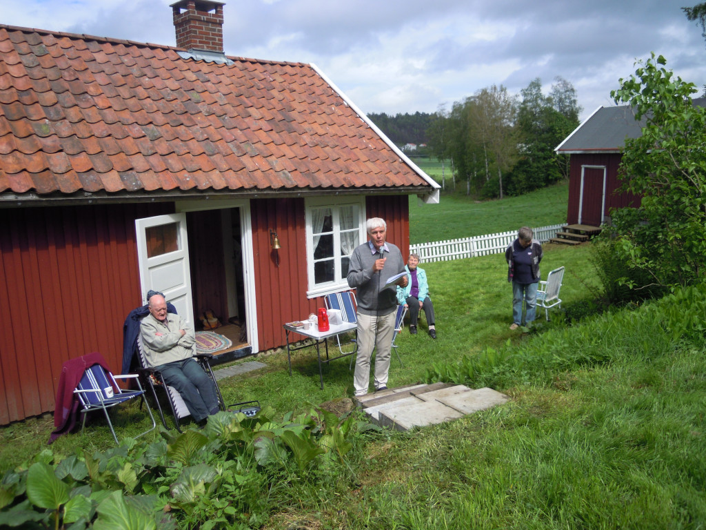 Bilde av Goksjøområdet - Gamlestua har jubileum.
