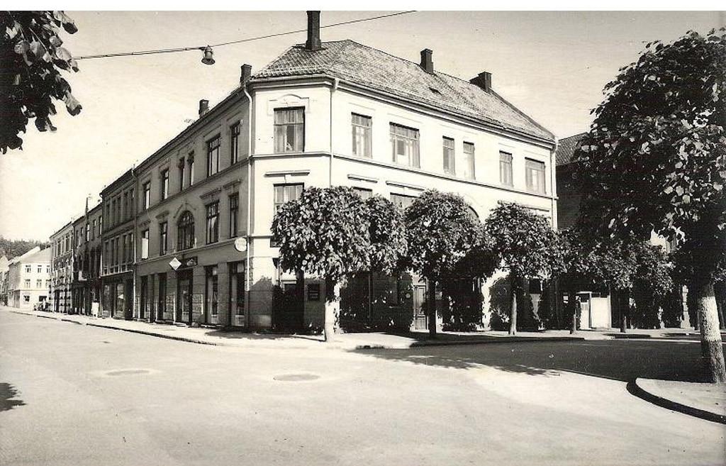 Bilde av Krysset Kongens gate/Kirkegata