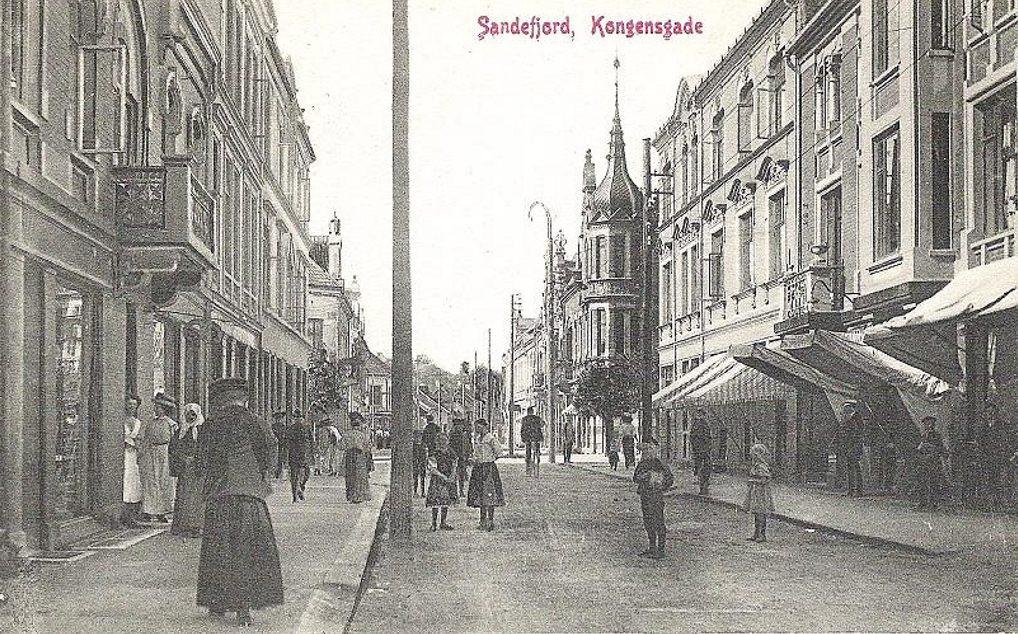 Bilde av Kongensgate 11