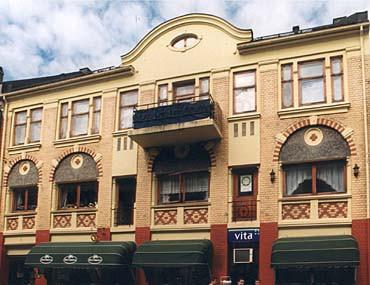 Bilde av Bygning i Jugendstil  - Kongens gate 9