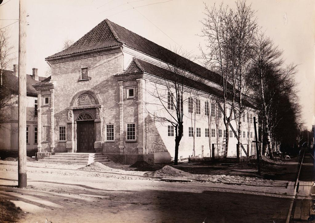 Bilde av Museumsgata 39