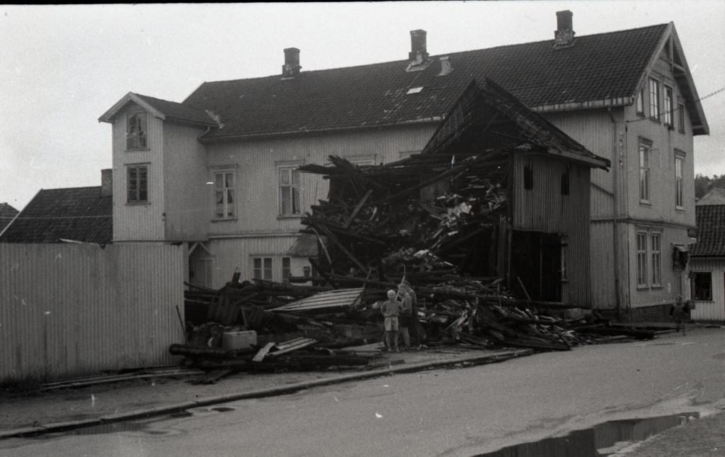 Bilde av Brann/Landstads gate 1