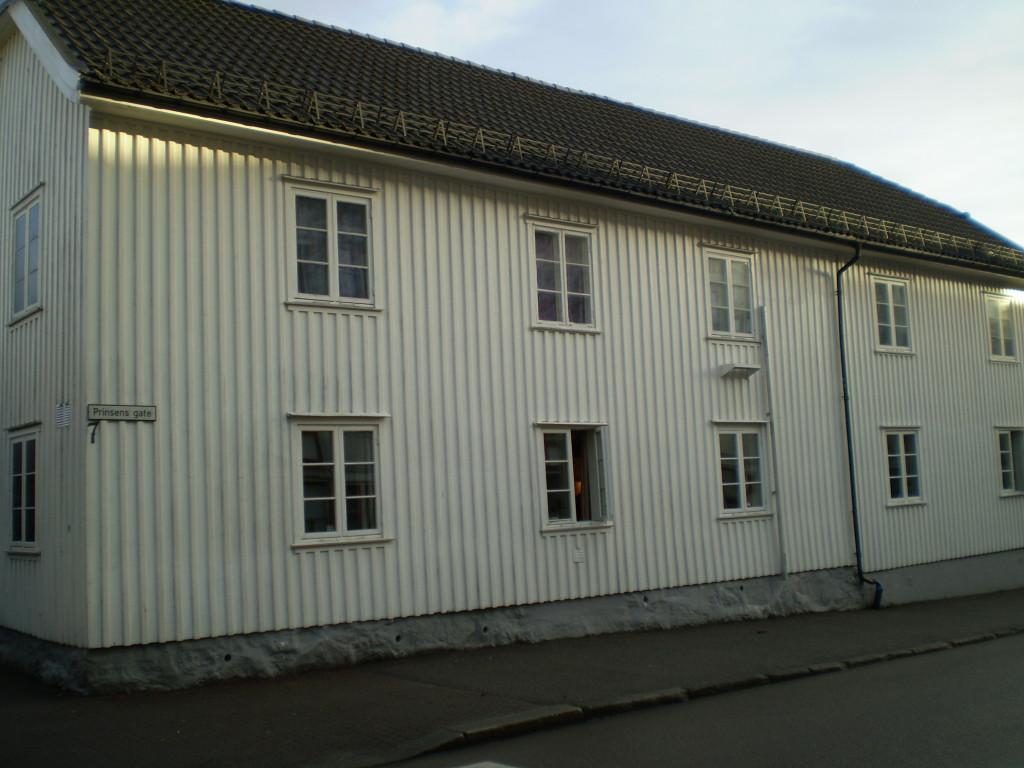 Bilde av Druidenes hus/Prinsens gate 7