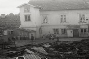 Bilde av Landstads gate 1. Ønsker tekst og bilder fra tiden før 1975