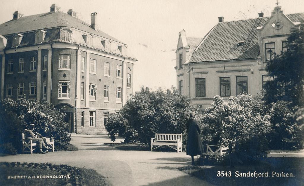 Bilde av Telegrafen/Rådhusgata 12