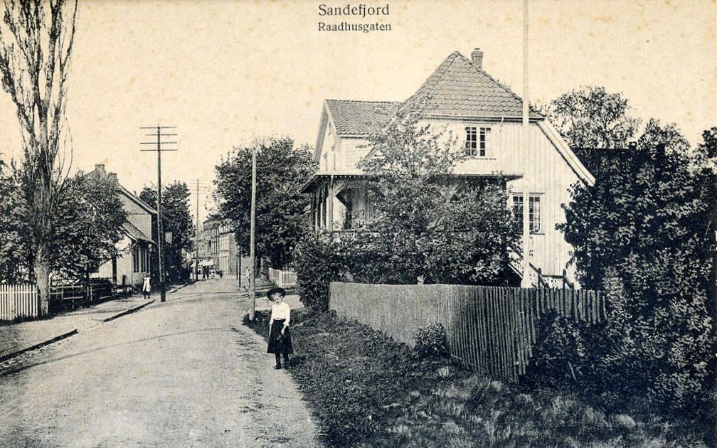 Bilde av Doktorgården/Rådhusgata 3