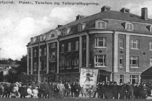 Bilde av Rådhusgata 12 - Telegrafen