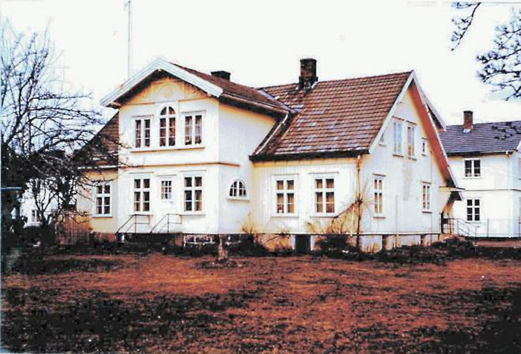 Bilde av Lunden barnehjem/Rosenvolds gate 28