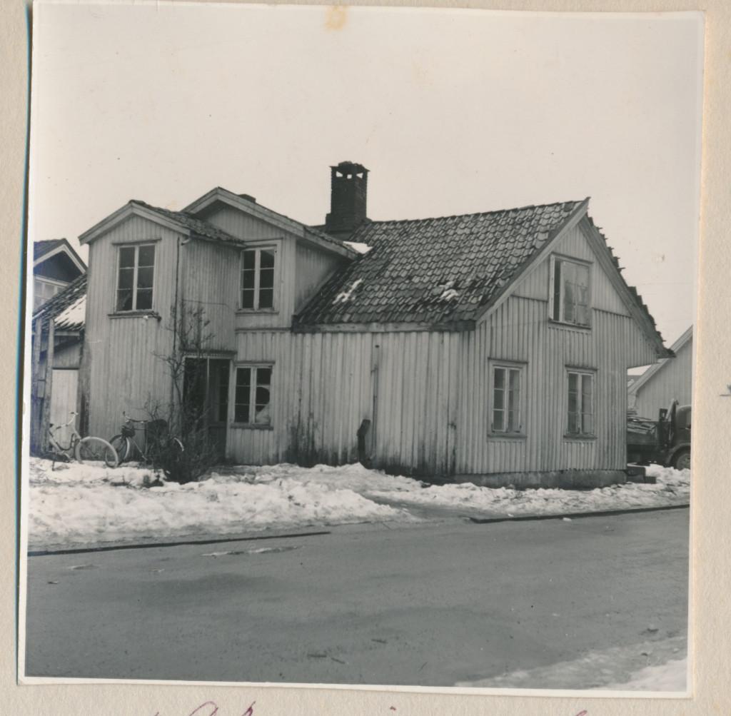 Bilde av Schrøeters gate 15 klar for riving