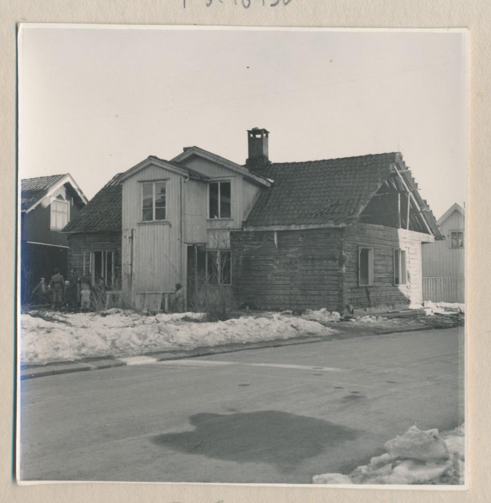 Bilde av Schrøeters gate 15 rives