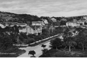 Bilde av Sandarveien