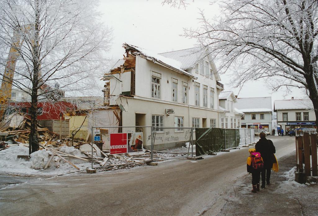 Bilde av Riving/Skolegata 3