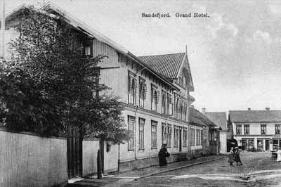 Bilde av Grand Hotel/Skolegata 3