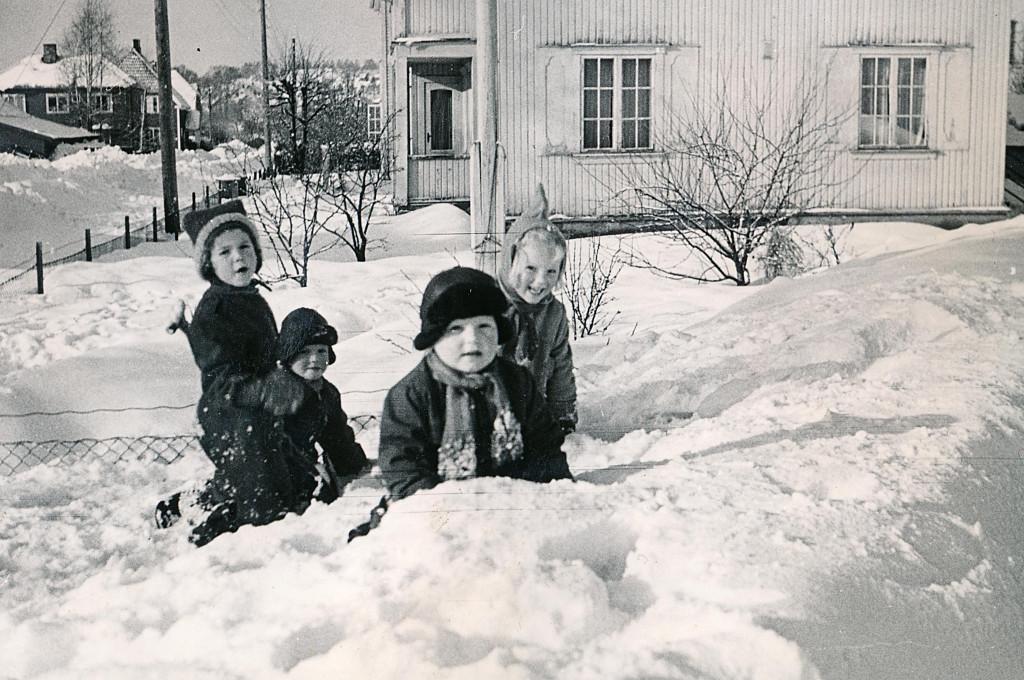 Bilde av Snøvinter/Solvangveien 1