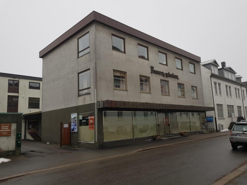 Bilde av Fosser-gården/Stockfleths gate 2