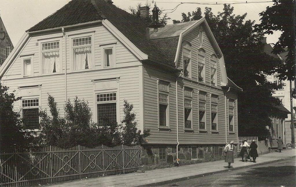 Bilde av Odberggården     Storgata 6