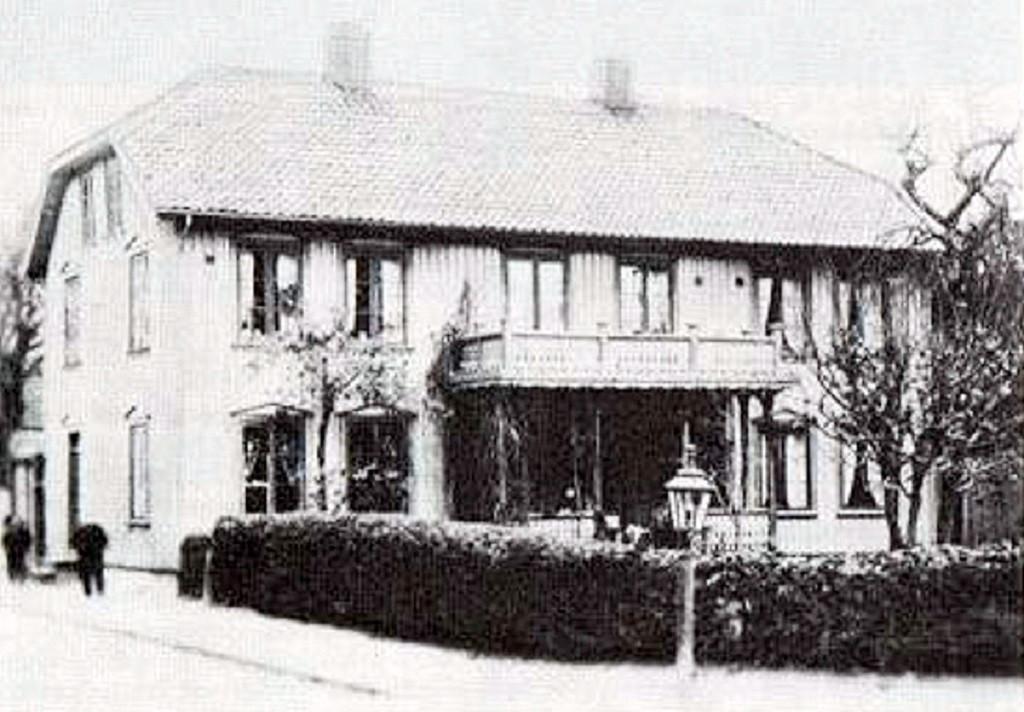Bilde av Rådhusgata 10 - Linnaaegården