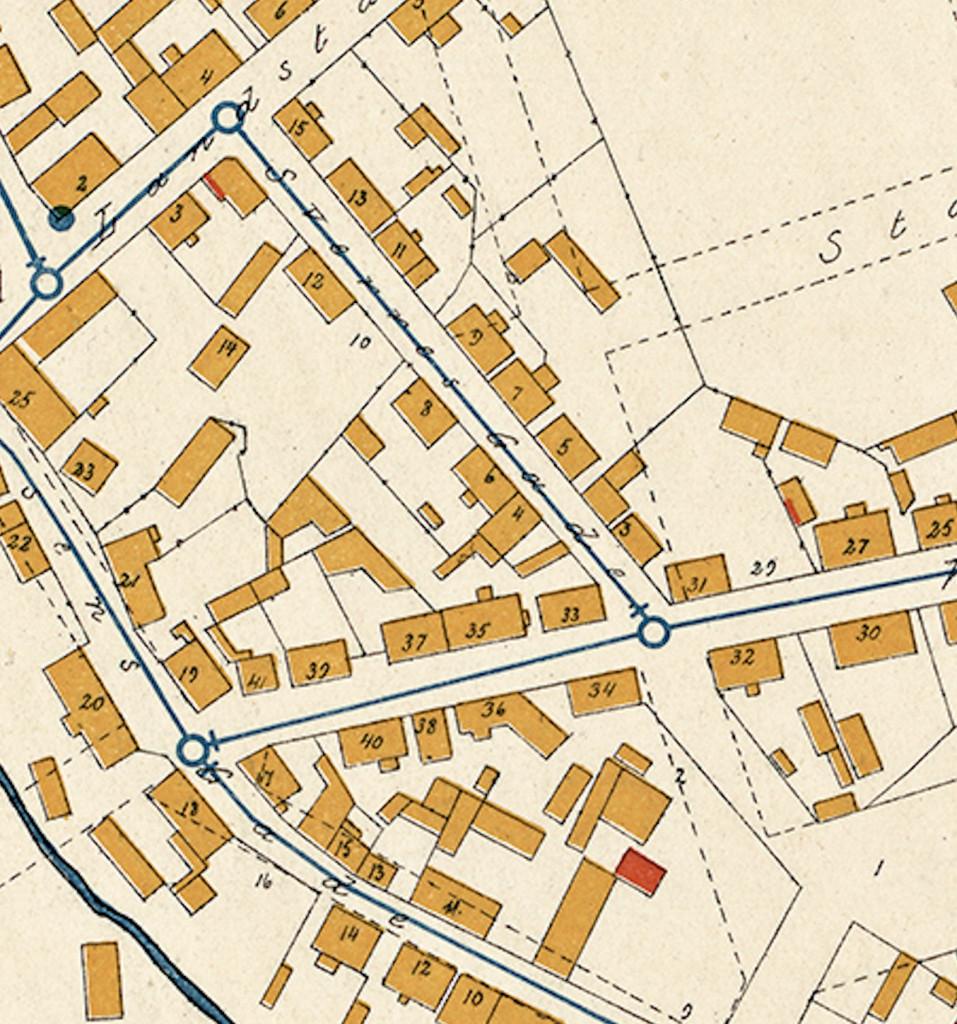 Bilde av Sverres gate Kart