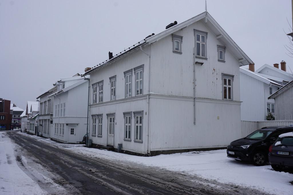 Bilde av Sverres gate 12