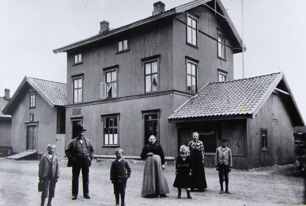 Bilde av Seilmaker Evensen/Thor Dahls gate 4