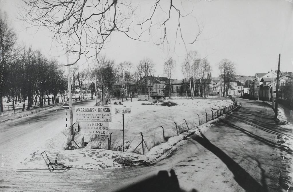 Bilde av Bryggegaten/ Thor Dahls gate