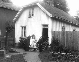 Bilde av Huset til Ole Gundersen