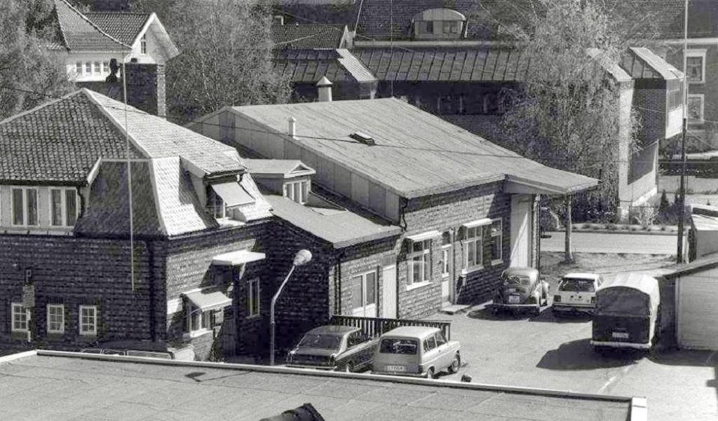 Bilde av Torggangen