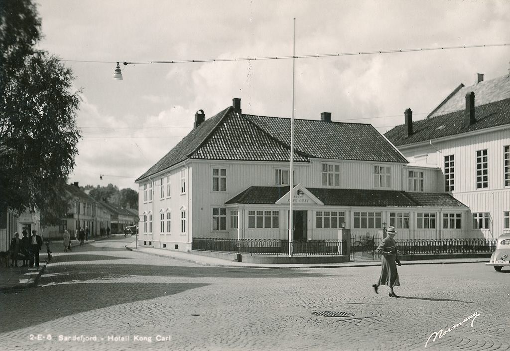 Bilde av Hotel Kong Carl/Torggata 9