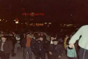 Bilde av Ungdom på Torget 1965