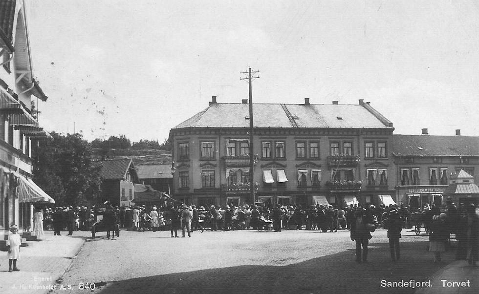 Bilde av Stensholdtgården/Torget 7