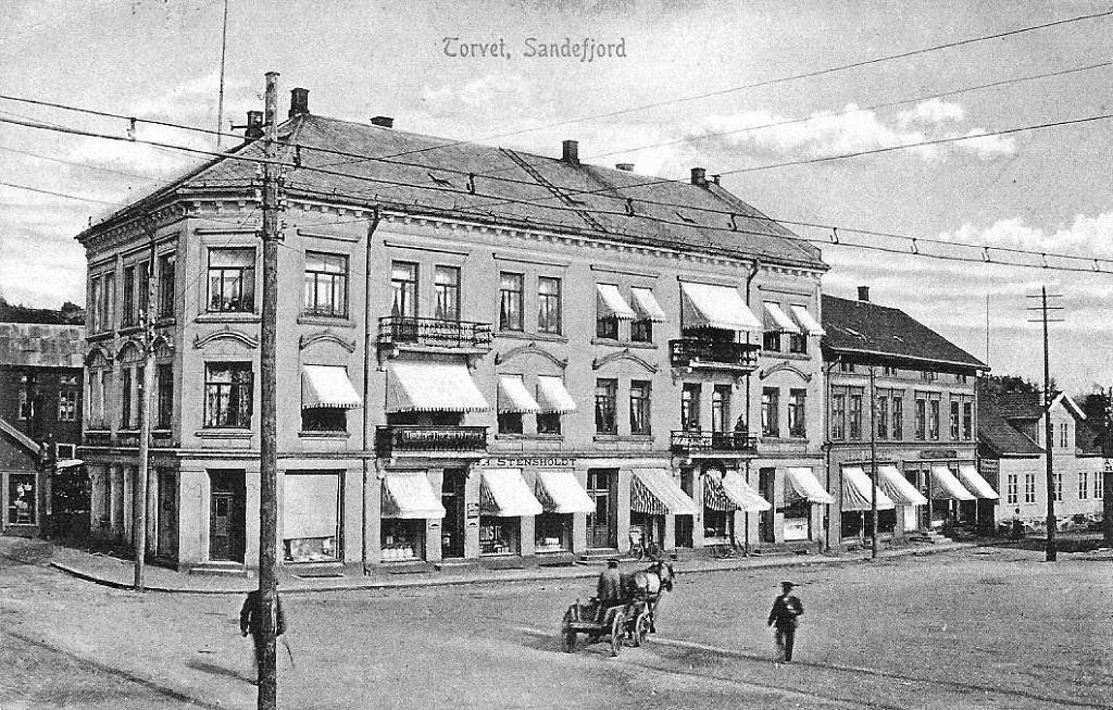 Bilde av Stensholdtgården - Torget 7