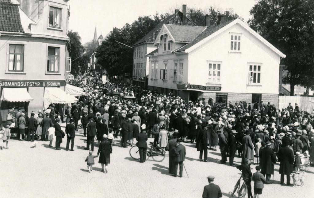 Bilde av Festdag på Torget