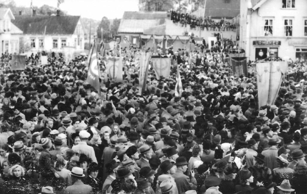 Bilde av Fredsdagene på Torget