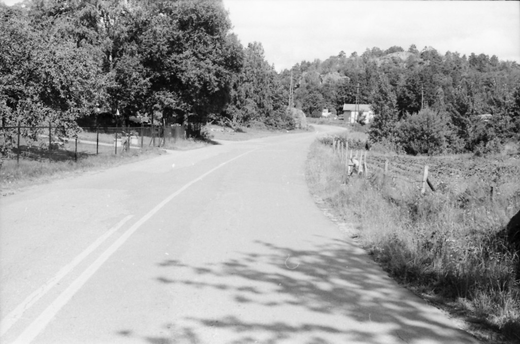 Bilde av Trafikkuhell utenfor Vesterøyveien 283.