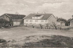 Bilde av Goksjøområdet- gårdsbruk og gårdsdrift